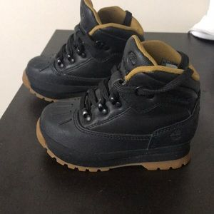 Toddler Boys Timberland Boots size 8.5